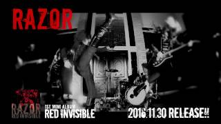 RAZOR 「RED ZONE」MV SPOT