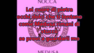 Nocca - Medusa (Cuore di pietra) Testo-Lyrics Official Video