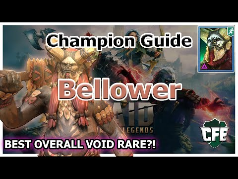 RAID Shadow Legends | Champion Guide | Bellower 2.0 UPDATED!