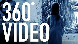 SCARY Paranormal Activity Seance - 360 Degree Video
