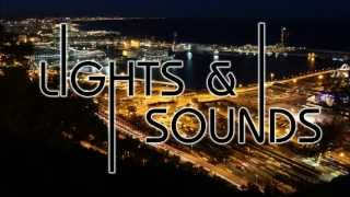 Next Day - Lights and Sounds (Official Lyric Video)