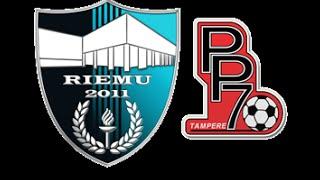 Otteluennakko: RIEMU -  PP-70