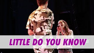 Annie LeBlanc & Hayden Summerall - Little Do You Know (Live in Houston)