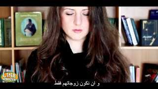 Epic Split with an Arabic Twist (Van Damme Volvo trucks video)
