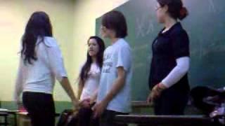Trabalho de Espanhol - 202 Un, Dos, Tres Maria / Ricky Martin