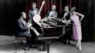 Louis Armstrong & His Hot Five - Once in a While (1927)