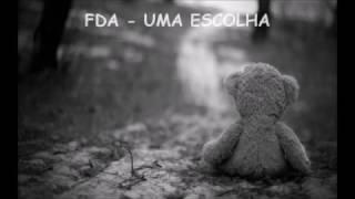 FDA RAP - UMA ESCOLHA (RAP GOSPEL) 2017