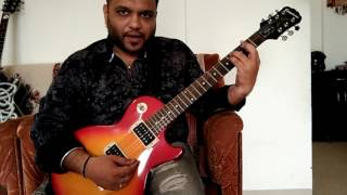 Guitar Lesson - D Major Family Chords