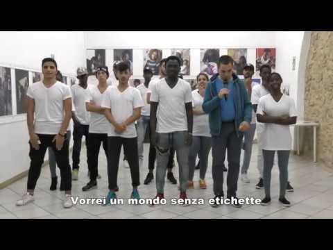 Video: U-Report, Un mondo senza etichetta, 1° premio per l'integrazione alla cooperativa S. Francesco di Caltagirone