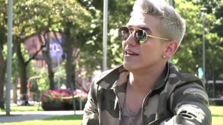 Entrevista con Lenny Tavárez quien presenta su canción: No Quiere Amor junto a Farruko