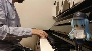 【ピアノ】艦これ「2019春イベE5ボスBGM」を弾いてみた