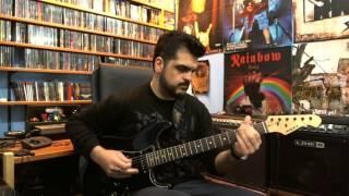 Whitesnake - In The Still Of The Night (guitar cover)