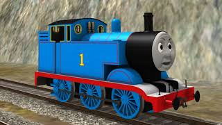 Thomas And The Magic Railroad - Chase Scene