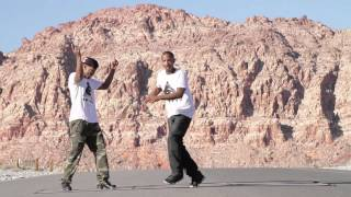 Sean and John dance to The Game - Ali Bomaye (Instrumental) at Red Rock, Nevada