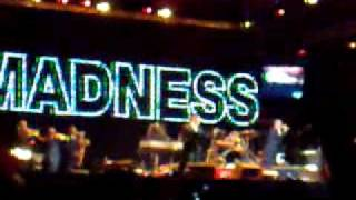 MADNESS - OUT OF SPACE - EXIT No. 10 LIVE