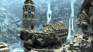 Elder Scrolls Skyrim Fan-Made Soundtrack: Snowfall in Skyrim
