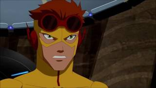 Sexy Kid Flash