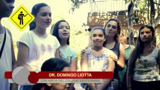 Dr. Liotta con Play for Change Diamante