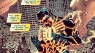 The darck side war/flash/cómic narrado.