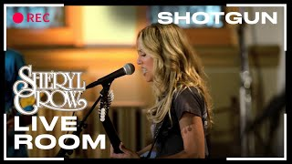 "Sheryl Crow - ""Shotgun"" captured in The Live Room"