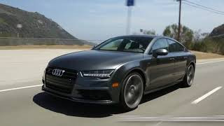 Audi S7 and RS 7 overview