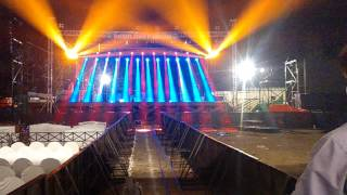 Arijit Singh live concert thane Lighting Technician Aakash Pandit (part2)