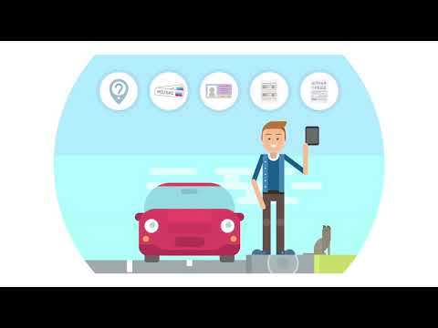 Регистрация транспортного средства, получение водительского удостоверения и т.д. через Госуслуги