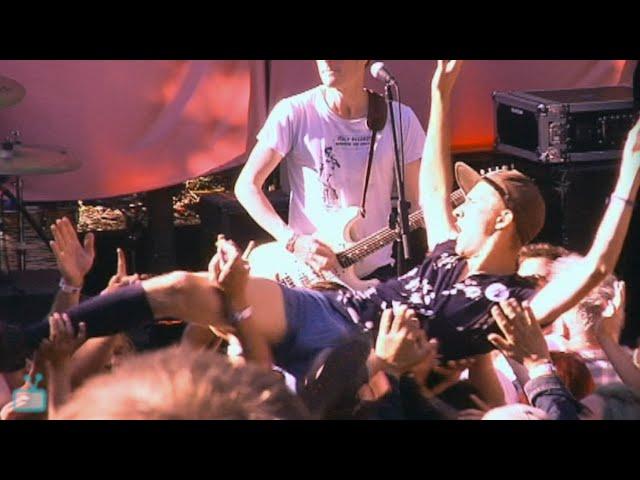 The Gories  en concierto en Burger Boogaloo 2015. La hostia. Muy guay