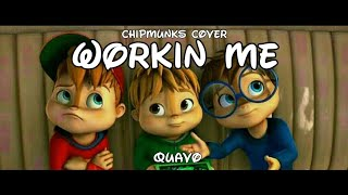 Quavo - Workin Me (Chipmunks Cover)