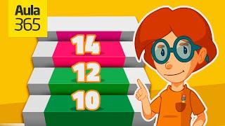Ordenar los Números: Número Anterior y Posterior (Parte 1) | Videos Educativos para Niños
