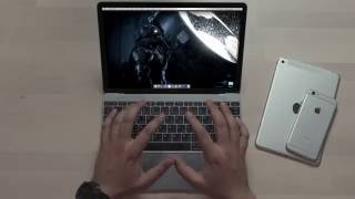 الجزء الثاني- النظام التشغيلي | مراجعة لابتوب Apple MacBook 2016