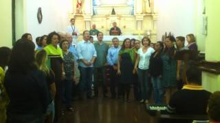 Amantes da Música - Coral Arte Musical - Junho 2012 - Oração de São Francisco