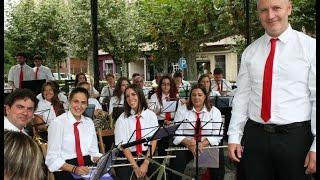 Calahorra La Rioja Fiestas Verano Concierto de la Banda Municipal de Música