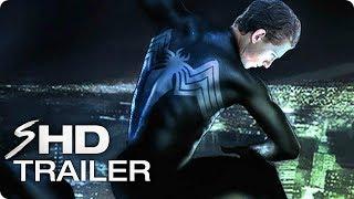 "VENOM ""Peter Parker Symbiote"" Trailer Concept (2018) Tom Holland Marvel Movie"