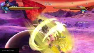 DRAGON BALL XENOVERSE 2: 1st online fight! Snap Vanishing goodness :)