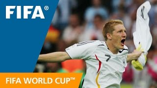 World Cup Highlights: Germany - Argentina, Germany 2006 width=