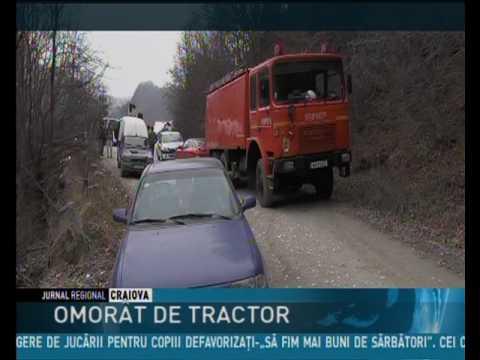 OMORÂT DE TRACTOR