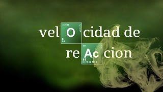 Imagen en miniatura para Velocidad de reacción | Cinética química