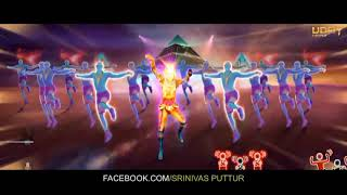 AMO KAKA BAWANA (Tiger Beat Style) DJ SRINIVAS DJ SHRIKANTH VFX UDAY VISUALS