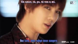 SS501 Love Like This Sub Español HD!!