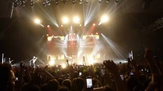 Panic! at the Disco - Death Of A Bachelor @ London Alexandra Palace 19/11/2016