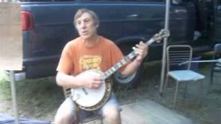 Clifftop Alternative Banjo Contest