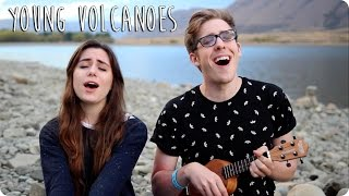Young Volcanoes | Evan Edinger & Dodie Clark Fall Out Boy Ukulele Cover