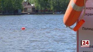 В Энергетике утонул подросток