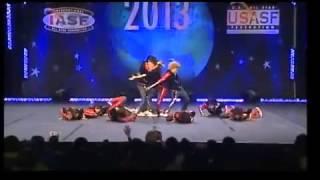 AGATCHI choreograp DSF All Star worlds 2013 finals