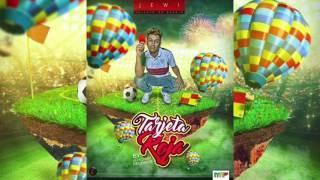 "Tarjeta Roja - Jewi ""Talento de Barrio"" (Sin Placas)"