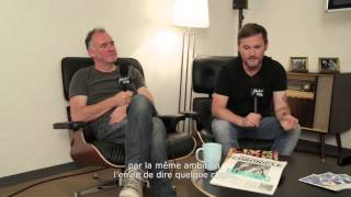 Interview - Portishead | Montreux Jazz Festival 2015