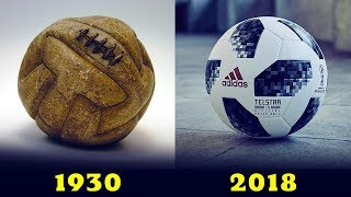 Watch FIFA -Evolution of Footballs