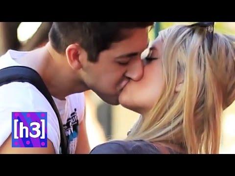 Download Video Kissing Pranks -- H3h3 Reaction Video