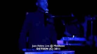 Juan Atkins || MLK Day 2011 || Middlesex Lounge